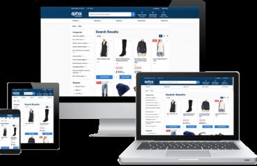 Responsive eCommerce site
