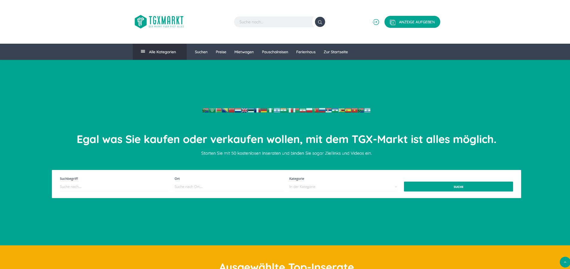 TGXMarkt